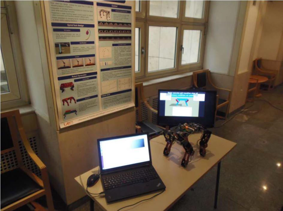 Robotski sustavi 2014