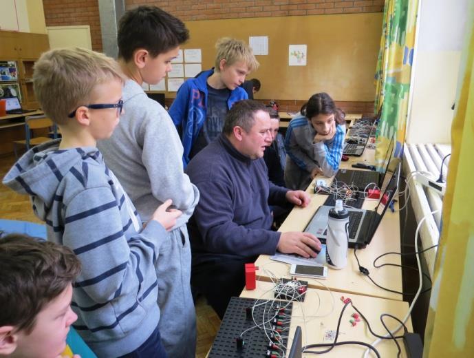 Zimska škola robotike