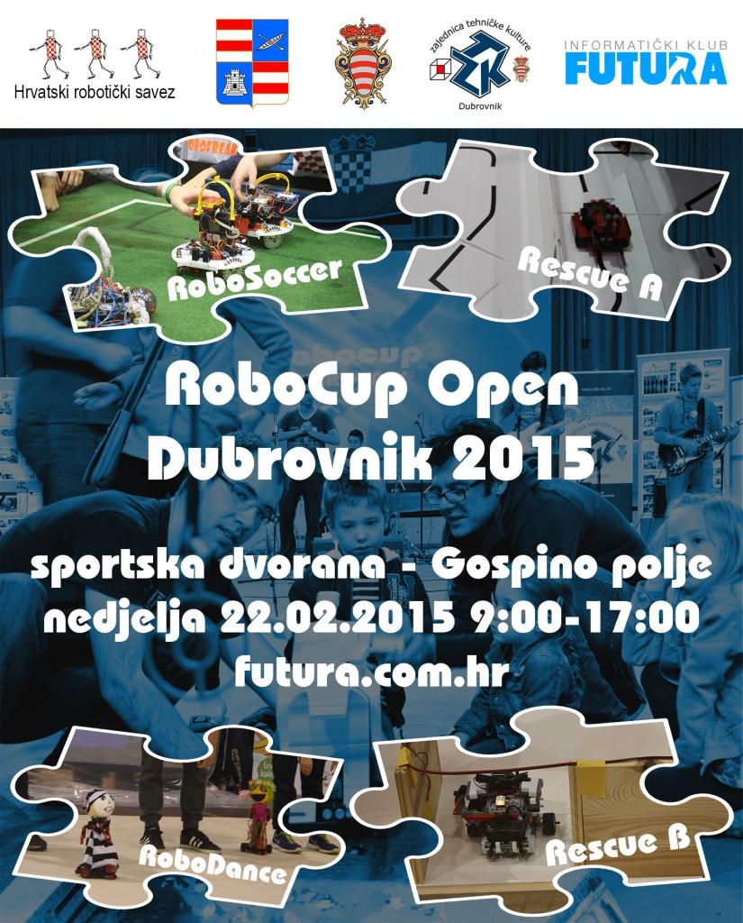 Plakat Dubrovnik