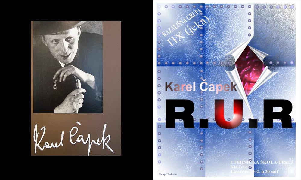 Karel Čapek - R.U.R.