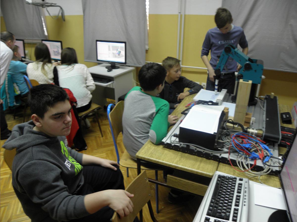 Radionica u Belom Manastiru