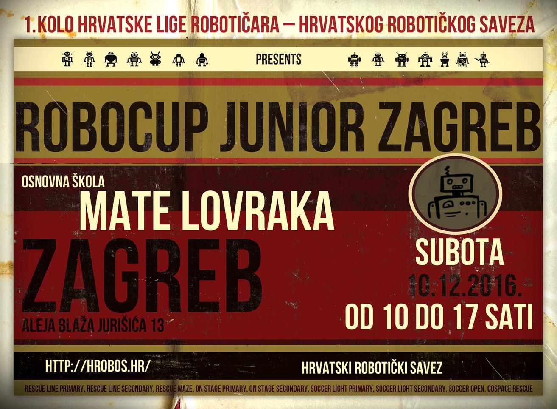 Plakat Zagreb 2016