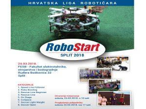 RoboStart Split 2018