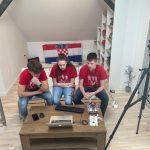 Mladi hrvatski robotičari ponovo među najboljima u svijetu